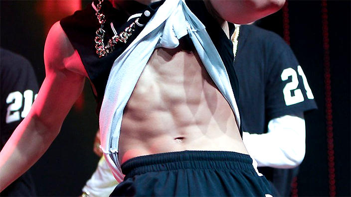 QUIZ Guess The Asian Pop Idol By Their ABS Only SBS PopAsia