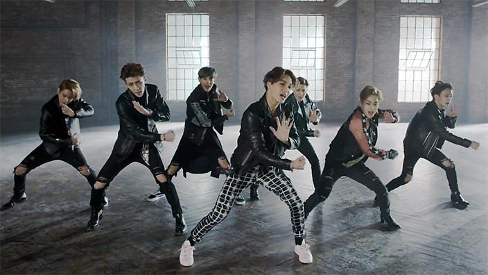 Top Kpop Girl Wallpaper Laptop Exo Drop New Mv Quot Call Me Baby Quot Sbs Popasia