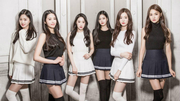 Jpop Girl Groups Wallpaper Rookie Girl Group P O P Named This Famous K Pop Girl Group