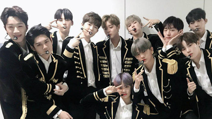 Jpop Girl Groups Wallpaper Wanna One Voted No 1 Boy Group To Shine In 2018 Sbs Popasia