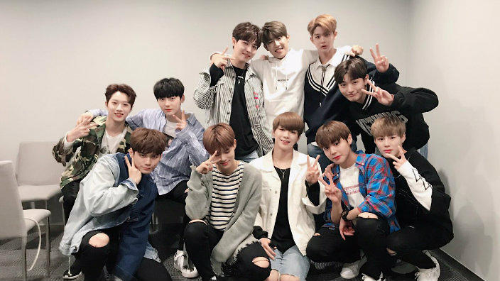 Fans start petition to keep Wanna One together   SBS PopAsia