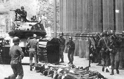 Chilean coup