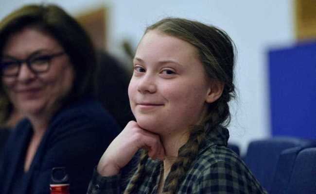 Greta Thunberg Says Gift Of Aspergers Inspired Climate