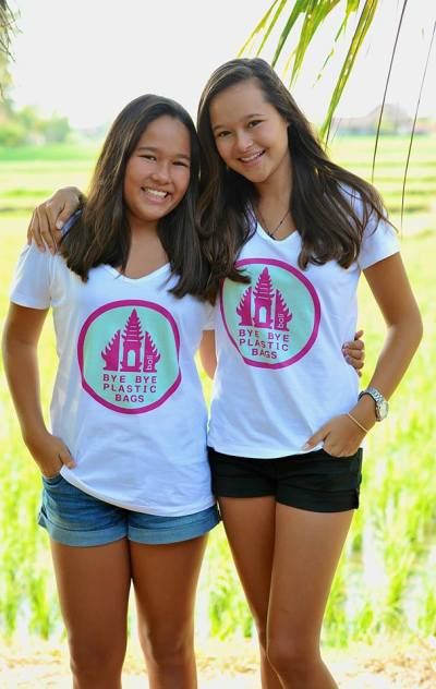 Bali's teenage sisters sparked a global youth movement to ...