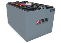 Forklift Batteries, Industrial Batteries for Material Handling