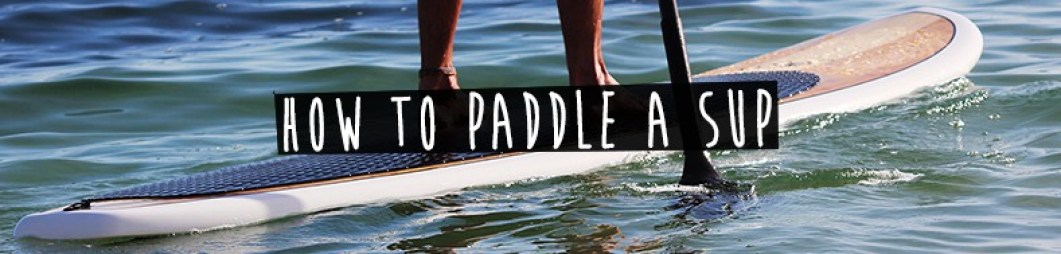 paddle a a sup