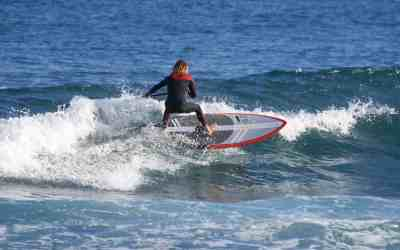 Unleash Ultimate Performance on any Wave SUP