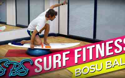 The TOP 12 Best BOSU Ball Surf Exercises