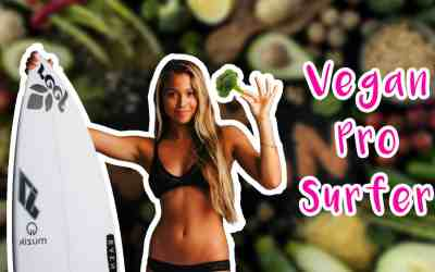 Why Are So Many Pro Surfers Going Vegan ?
