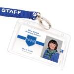 Customised Staff ID Badge & Lanyard