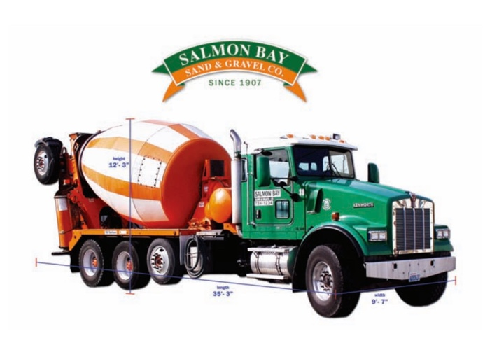 truck specifications salmon bay