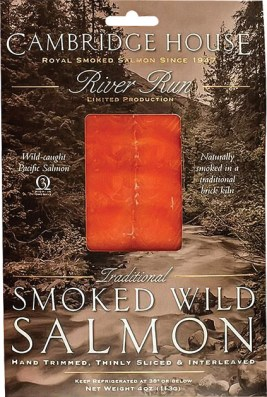 Image result for cambridge house smoked salmon