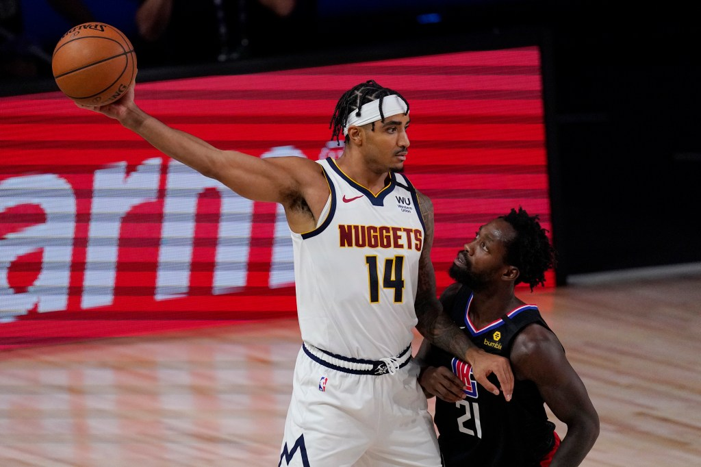 Clippers Vs Nuggets Live Updates Game 2 From The Nba