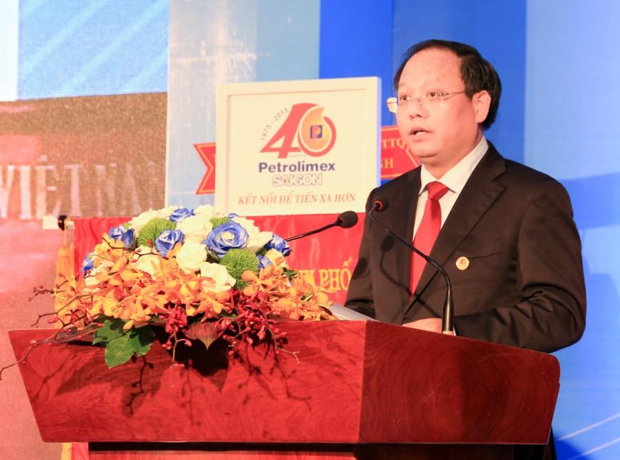 Ông Tất Thành Cang được cho là 'đệ tử ruột' của cựu bí thư Lê Thanh Hải (ảnh tư liệu SGB)