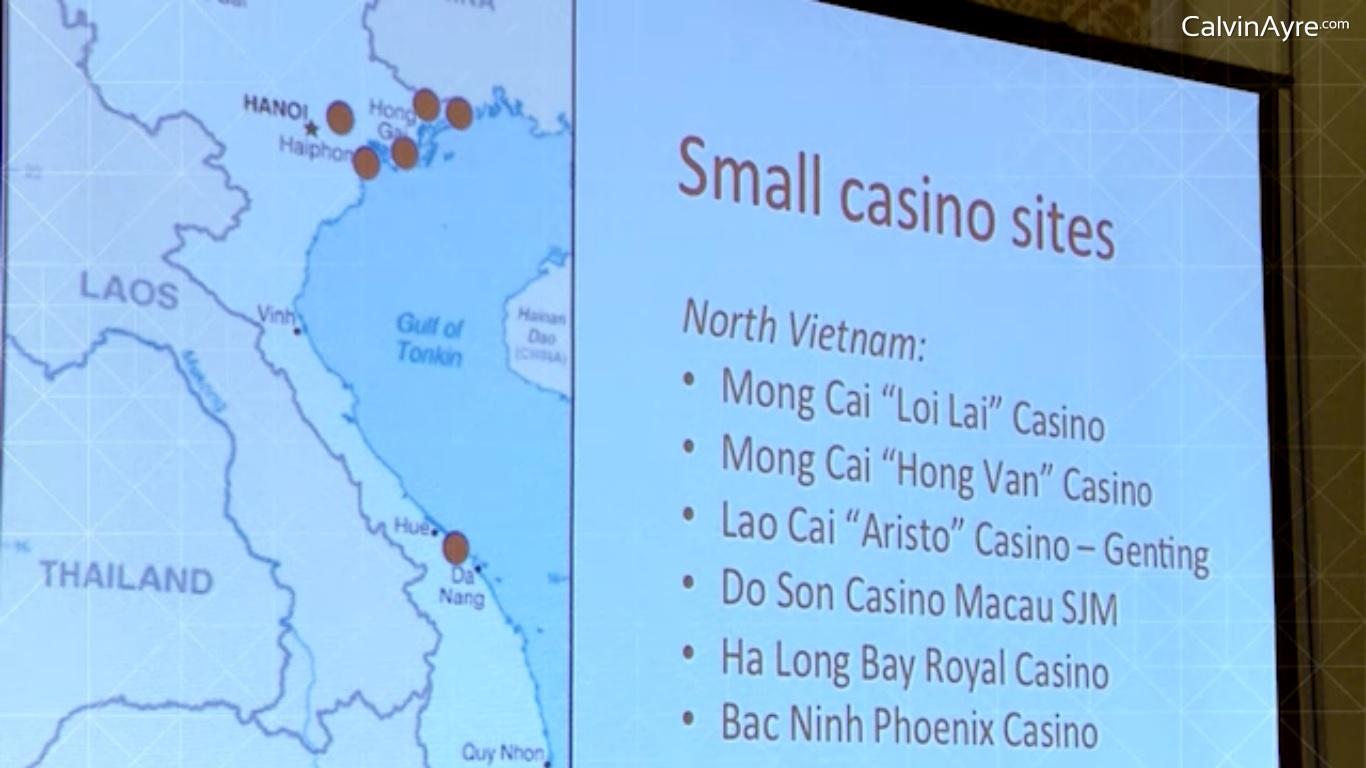 Chuyên gia kỹ nghệ cờ bạc: Việt Nam sẽ có 8 casino mở cửa cho khách trong nước