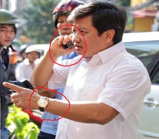 Nhà báo bị cách chức vì muốn hỏi về đồng hồ, điện thoại của lãnh đạo Quận 1 – Sài Gòn