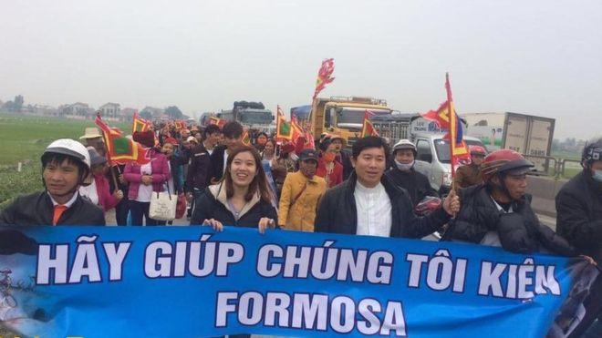 Linh Mục Đặng Hữu Nam trả lời chính quyền CSVN: sẽ tiếp tục khởi kiện Formosa!