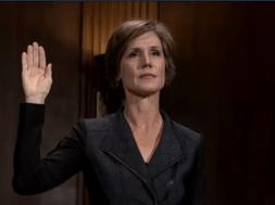 Cựu quyền bộ trưởng Tư Pháp Sally Yates yêu cầu được làm chứng trong phiên điều trần về Nga