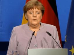 Merkel hy vọng sẽ giải quyết bất đồng thương mại với Trump tại Hội Nghị G7 tháng 5 tới