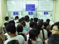 23.4 Viện phí ở Việt Nam sẽ tăng rất cao