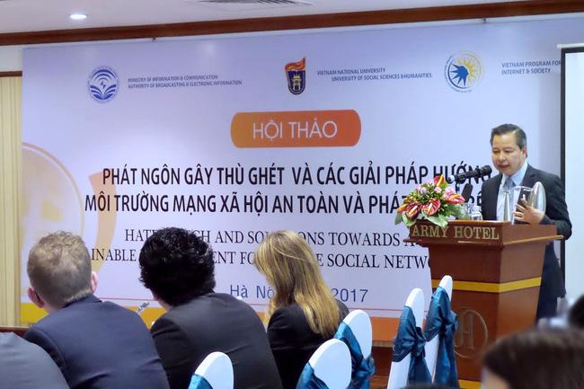 78% người Việt từng gặp phát ngôn gây thù ghét trên mạng