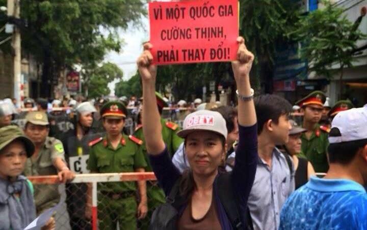 Tổ chức Article 19 hối thúc CSVN thả Blogger Mẹ Nấm