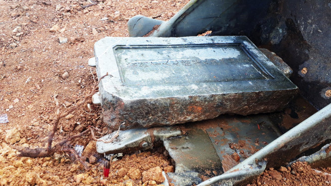 Hội đồng trị sự Nguyễn Phước Tộc đâm đơn kiện chính quyền Huế và công ty san ủi mộ vợ vua