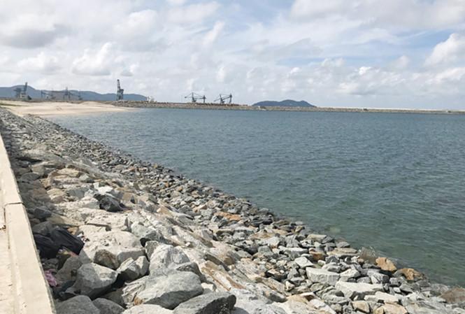 Formosa xây hồ lấn biển để đổ hơn 40 triệu mét khối xỉ thải