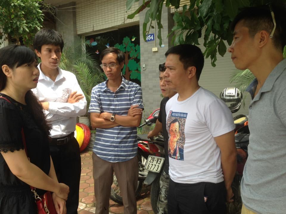Luật sư Nguyễn Văn Đài không được gặp thăm nuôi dù thân phụ qua đời