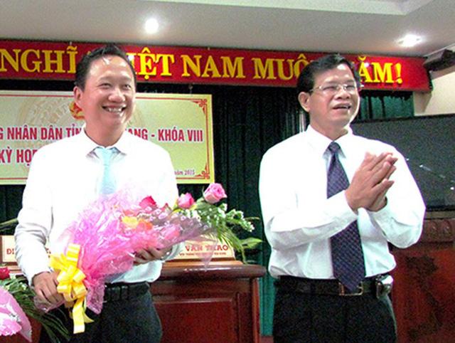 Bộ nội vụ CSVN 'làm mất hồ sơ' bổ nhiệm Trịnh Xuân Thanh