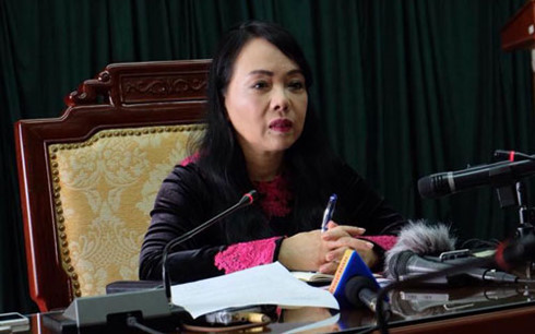 Bộ y tế CSVN bác tin bộ trưởng từ chức liên quan vụ án thuốc trị ung thư giả