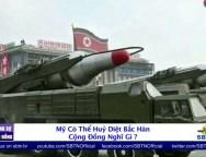 Mỹ Có Thể Huỷ Diệt Bắc Hàn Cộng Đồng Nghĩ Gì –