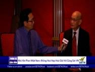 Nhà văn Phan Nhật Nam- Không Hoà Hợp Hoà Giải Với Cộng Sản VN