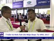 _Ý Kiến Và Hình Ảnh Ghi Nhận Được Từ APEC 2017