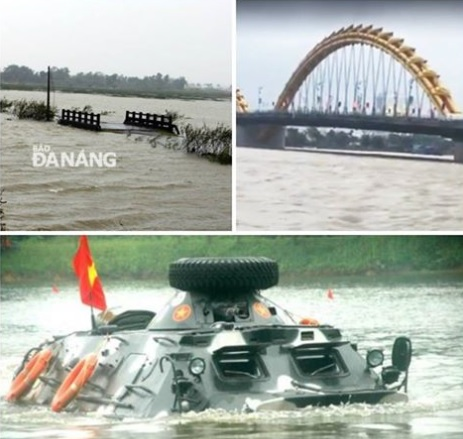 Hội nghị thượng đỉnh APEC diễn ra trong tình hình báo động về mưa lũ tại Đà Nẵng