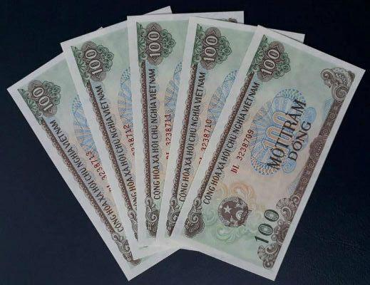 Giới chức ngân hàng nhà nước không thiếu tiền 100 đồng