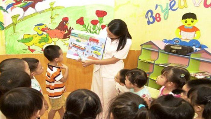 Hàng ngàn giáo viên Hải Dương ba tháng không có lương