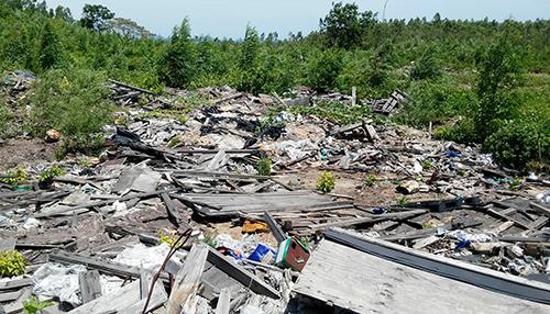 Formosa chỉ bị phạt hơn USD 24,000 sau gần 18 tháng chôn chất thải bất hợp pháp