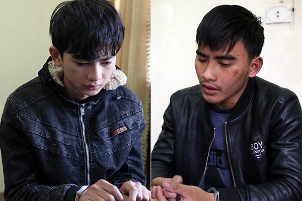 Bắt giữ 2 thanh niên Nghệ An nổ mìn máy ATM để trộm tiền