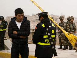 The Wider Image: Uighur heartland transformed into security state