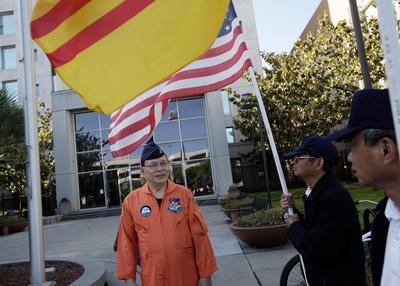 Anh hùng Lý Tống đang hấp hối tại bệnh viện ở San Diego