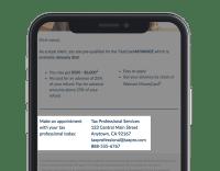 Free Email Marketing - Santa Barbara Tax Products Group