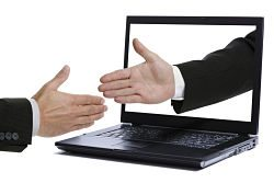 seo friendly handshake