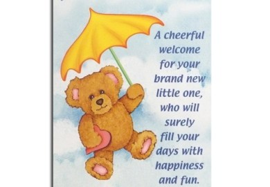 Baby Shower Card Message Ideas