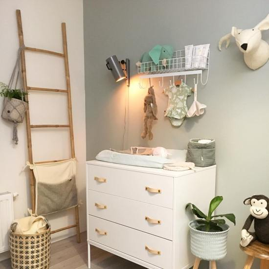 Babykamer styling door SBZ Interieur Design