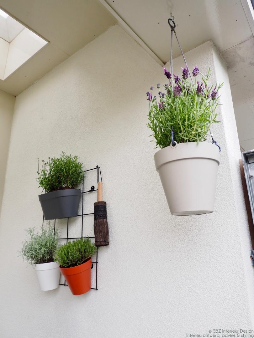 Balkon styling – ontwerp en interieur project © sbzinterieurdesign.nl 174