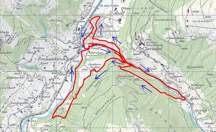 Streckenplan_24hrennen