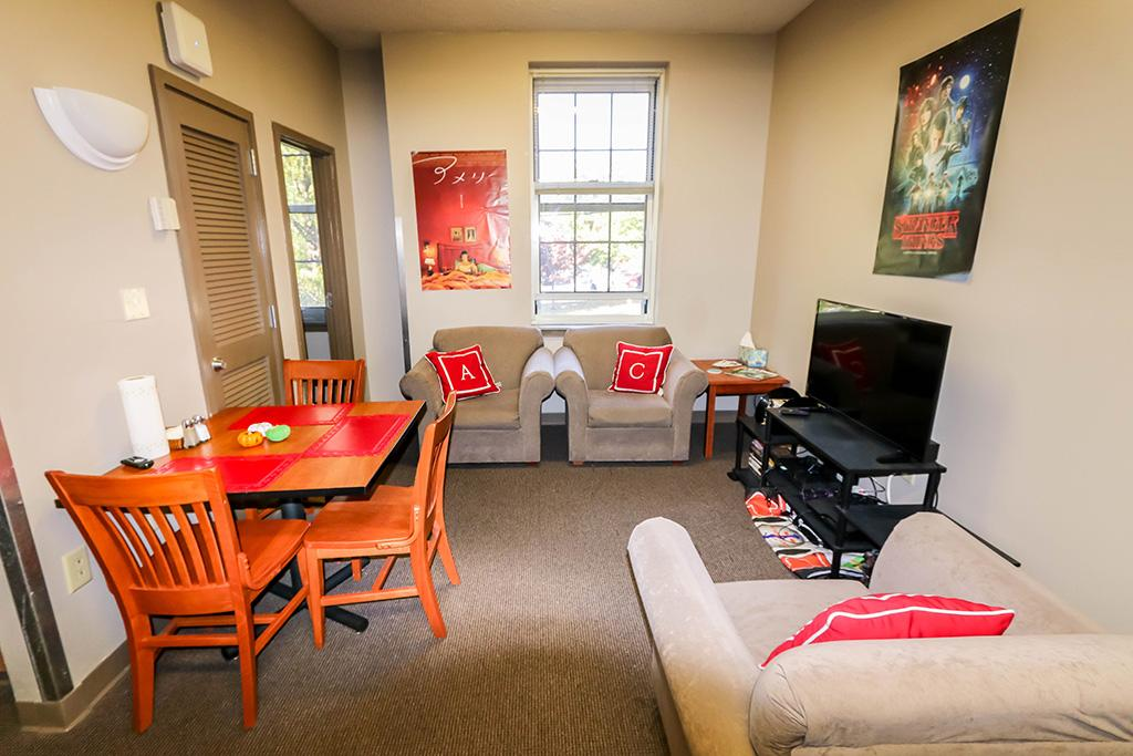 desk chairs on carpet hair washing chair for elderly thornwell - housing | university of south carolina