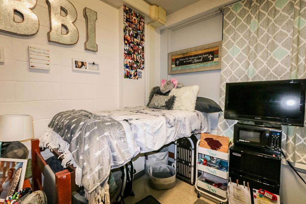 Bates House  Housing  University of South Carolina