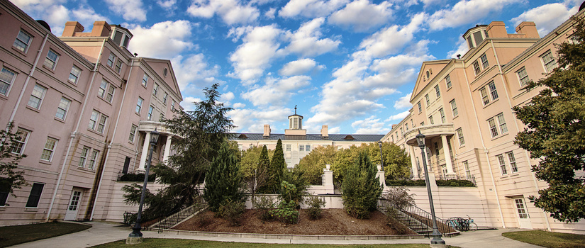 East Quad  Housing  University of South Carolina